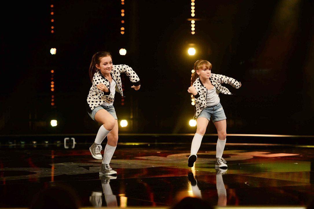 Got-To-Dance-Delia-Viktoria-08-SAT1-ProSieben-Willi-Weber - Bildquelle: SAT.1/ProSieben/Willi Weber