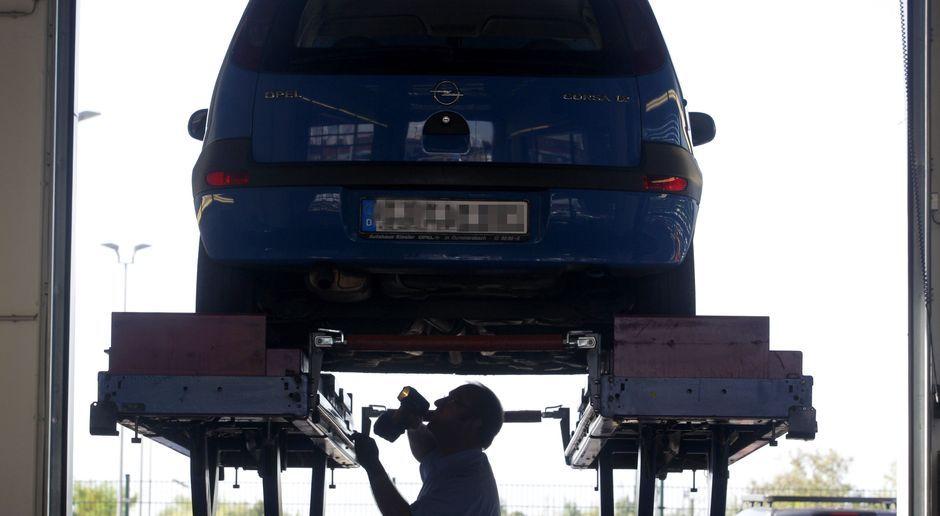 Mythen Zur Auto Inspektion Sat 1 Ratgeber