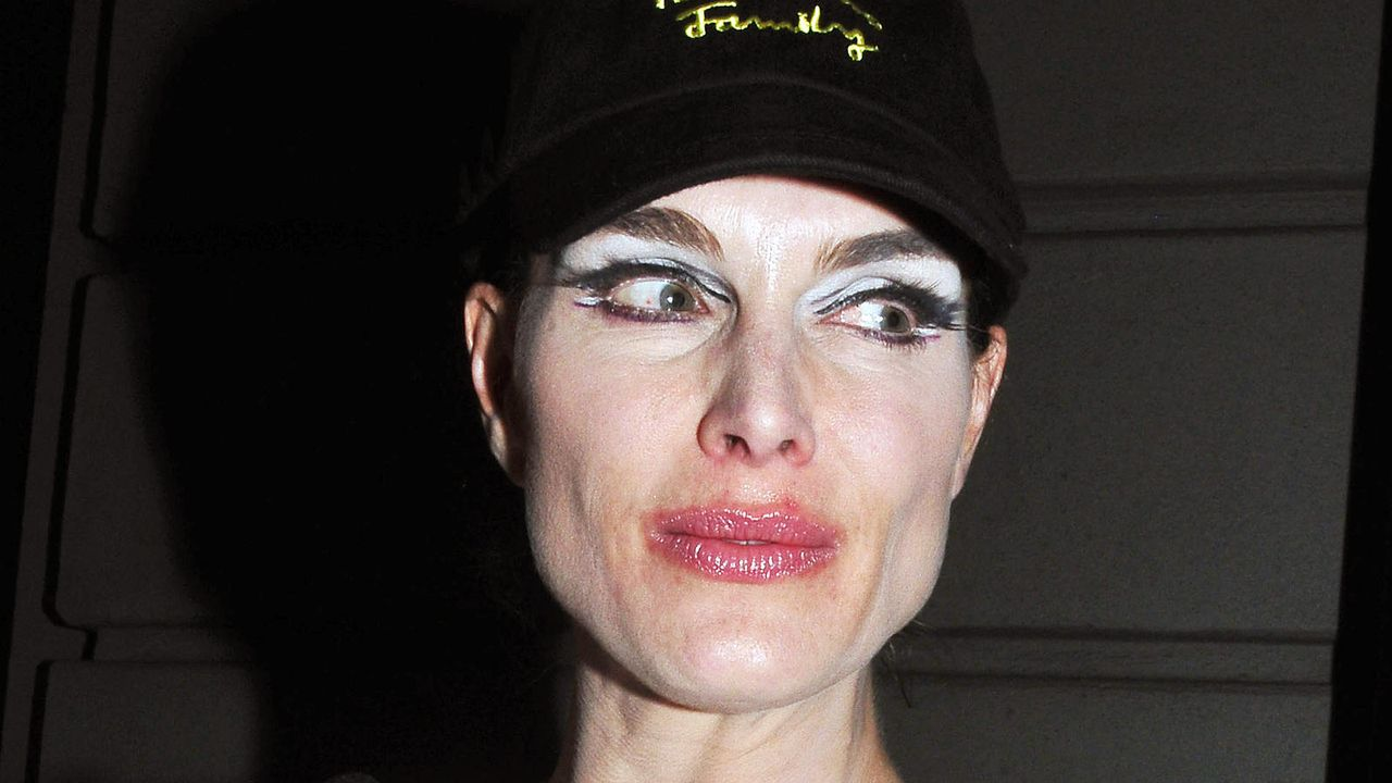Brooke Shields - Bildquelle: Patricia Schlein/WENN.com