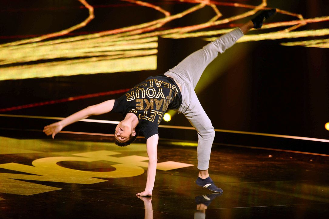 Got-To-Dance-Markus-05-SAT1-ProSieben-Willi-Weber - Bildquelle: SAT.1/ProSieben/Willi Weber