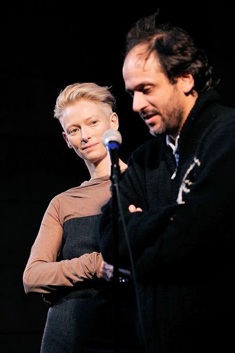 sundance-film-festival-tilda-swinton-luca-guadagnino-10-01-24-getty-afpjpg 1332 x 2000 - Bildquelle: getty - AFP