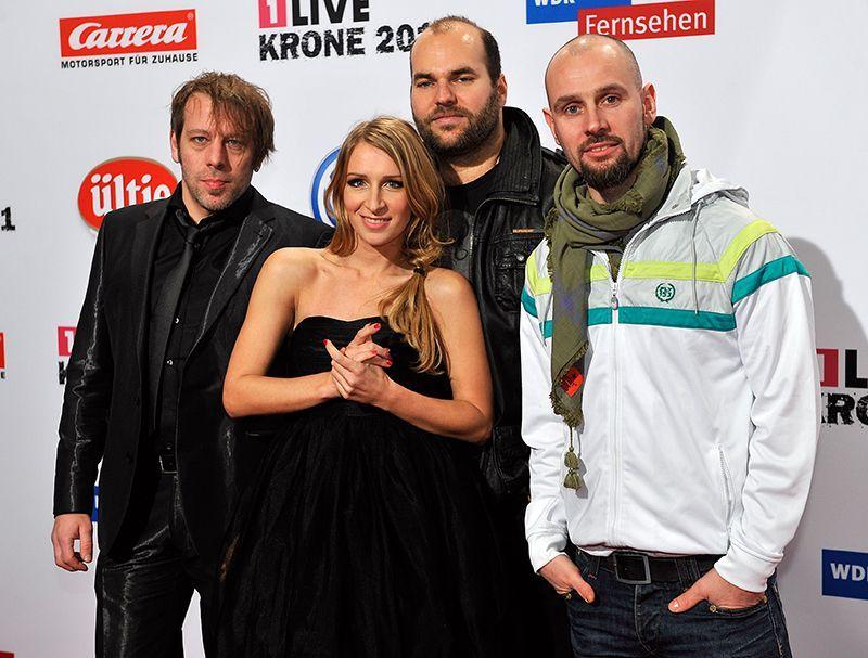 Team Guano Apes - Bildquelle: Verwendung weltweit, usage worldwide