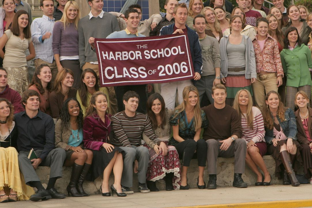 The Harbor School Class of 2006 ... - Bildquelle: Warner Bros. Television