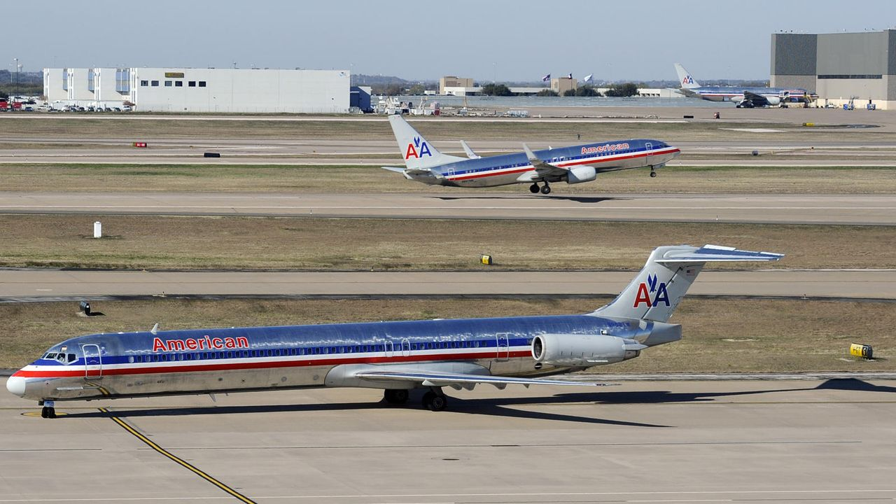 Dallas/Fort Worth International Airport - Bildquelle: Täglich Wissen
