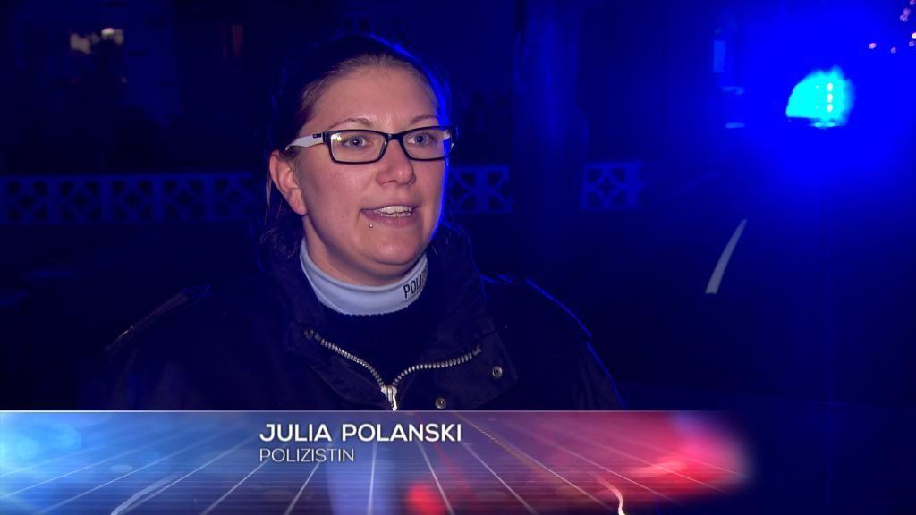POL - Julia Polanski - Bildquelle: SAT.1