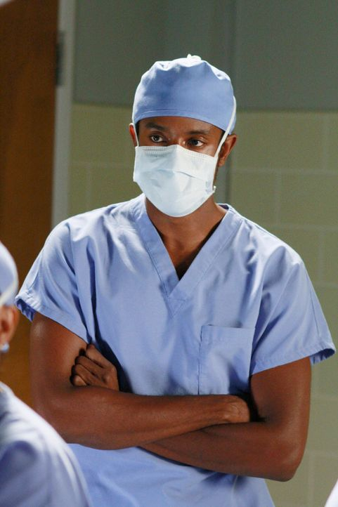 Begeht mit seinen Kollegen einen fatalen Fehler: Ryan (Brandon Scott) ... - Bildquelle: Touchstone Television
