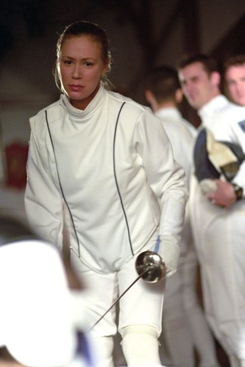 Paris (Liza Weil) glaubt, Rory hätte sie hintergangen und ist mehr als wütend auf sie. Können die Freunde das Problem lösen? - Bildquelle: 2002 Warner Bros.