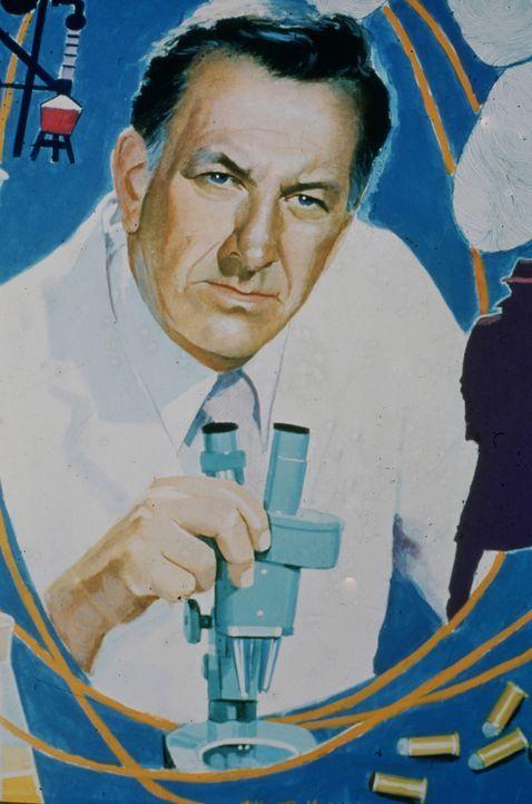 Der Gerichtsmediziner Quincy (Jack Klugman) geht mysteriösen Todesfällen auf den Grund. - Bildquelle: Universal Pictures