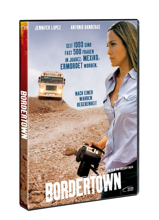 Bordertown ... - Bildquelle: Falcom Media Group AG