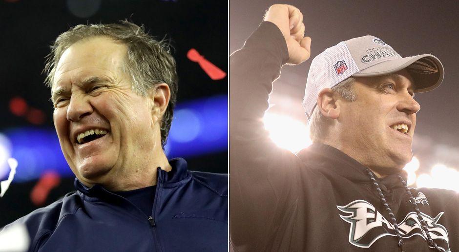 Fakt 2: Acht Super Bowls an der Seitenlinie - Bildquelle: Getty Images