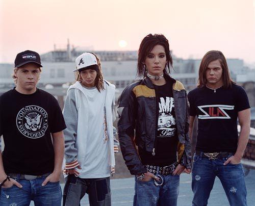 Bildergalerie Tokio Hotel | Frühstücksfernsehen | Ratgeber & Magazine - Bildquelle: Olaf Heine - Universal Music