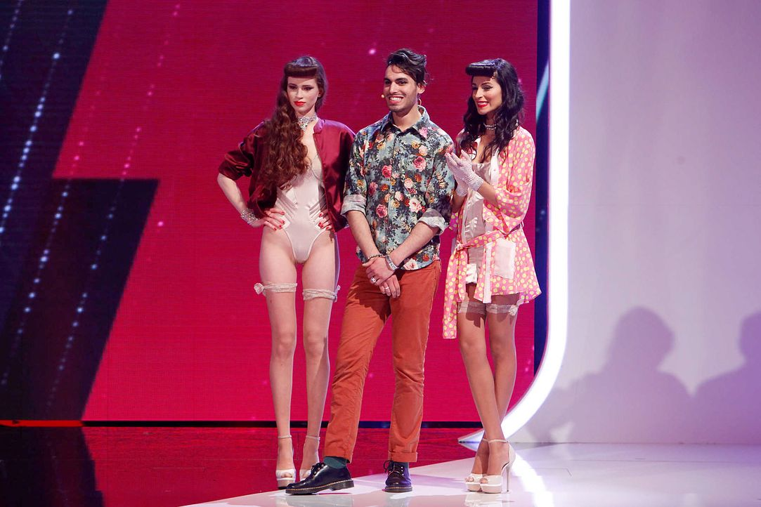 Fashion-Hero-Epi05-Show-62-ProSieben-Richard-Huebner - Bildquelle: Richard Huebner