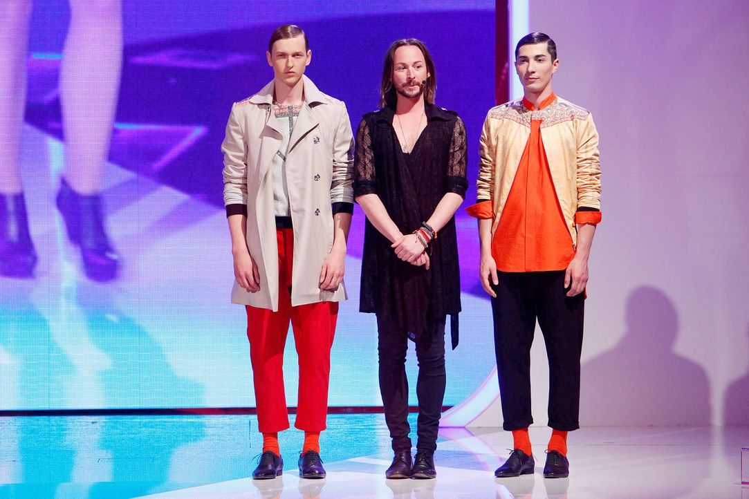Fashion-Hero-Epi05-Show-13-ProSieben-Richard-Huebner - Bildquelle: Richard Huebner