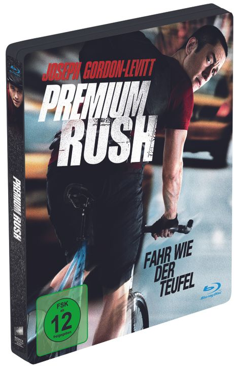 PREMIUM RUSH - Bildquelle: 2012 Columbia TriStar Marketing Group, Inc.  All rights reserved.