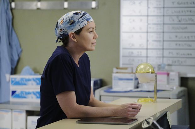 Meredith erinnert sich an Derek - Bildquelle: ABC Studios