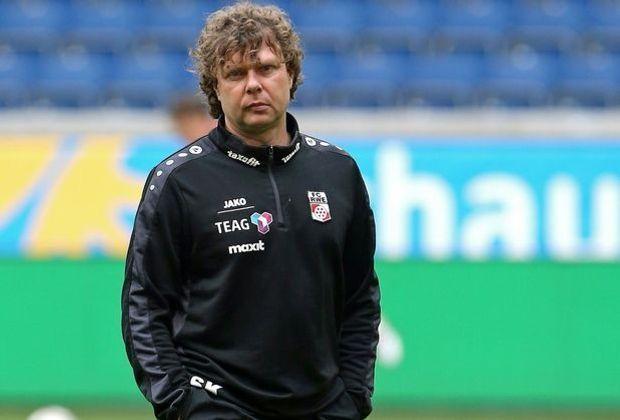 Stefan Krämer plagen vor Saisonbeginn Verletzungssorgen