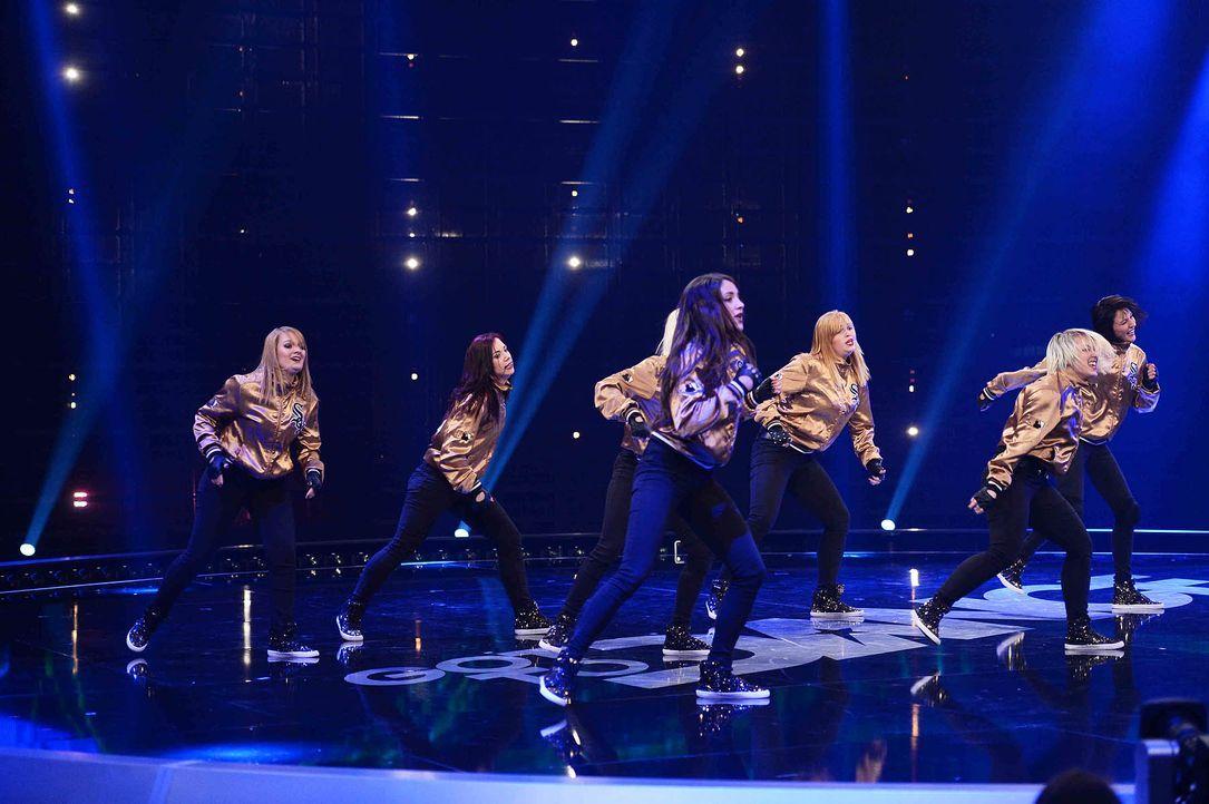 Got-To-Dance-Bronx-Sistas-08-SAT1-ProSieben-Willi-Weber - Bildquelle: SAT.1/ProSieben/Willi Weber
