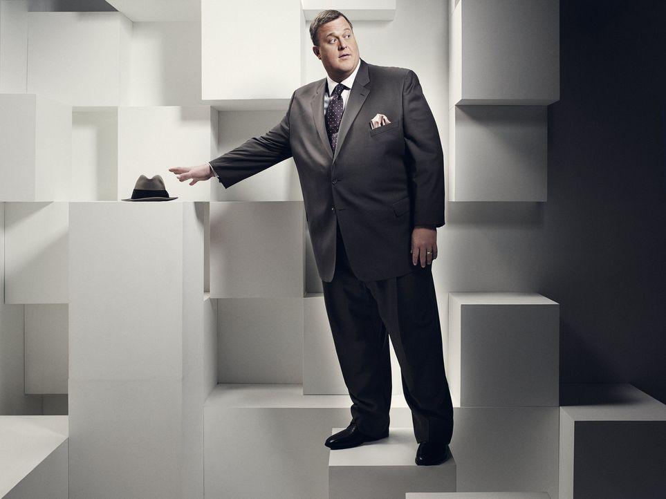 (2. Staffel) - Mike Biggs (Billy Gardell) ist ein herzensguter Mensch mit ein paar Pfunden zu viel ... - Bildquelle: Warner Brothers