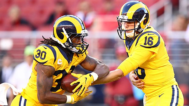 Los Angeles Rams - Bildquelle: 2017 Getty Images