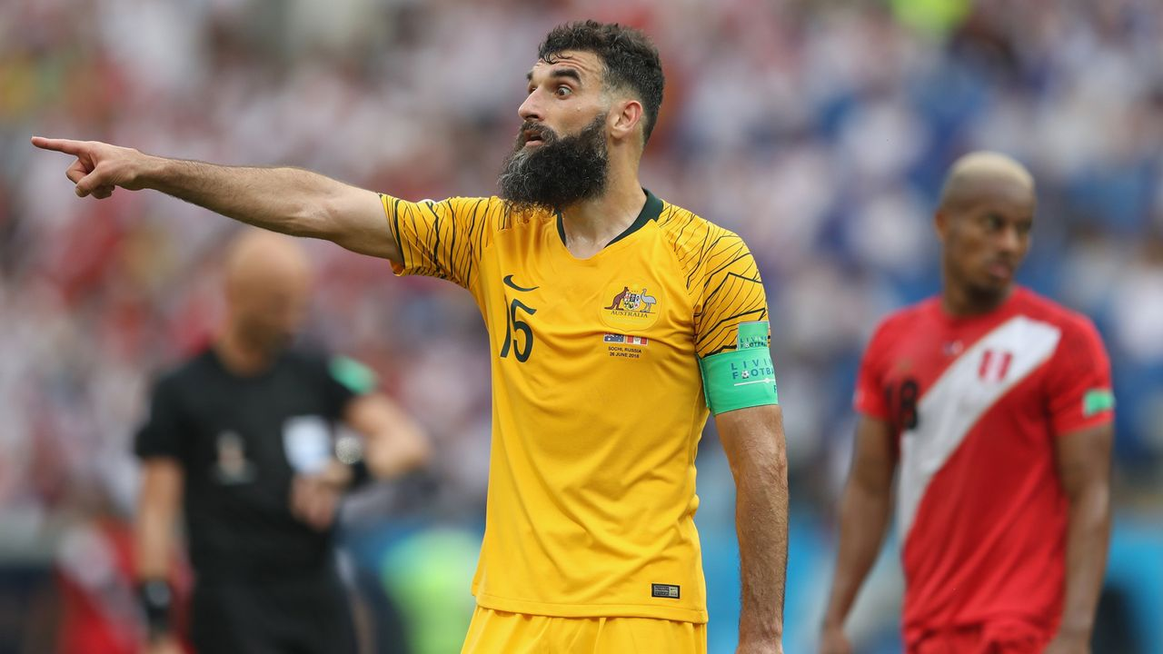 Mile Jedinak (Australien) - Bildquelle: 2018 Getty Images