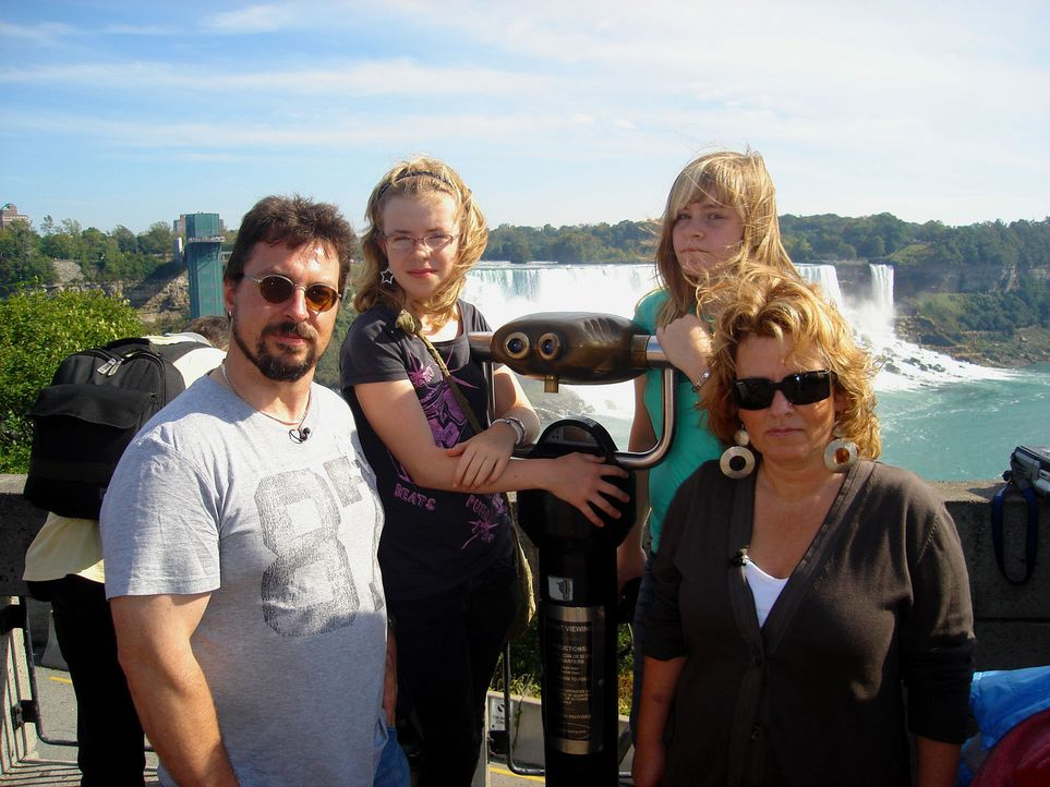 Aus der Kleinstadt in die Millionenmetropole: Die Tenzer-Kolbergs ziehen nach Toronto ...