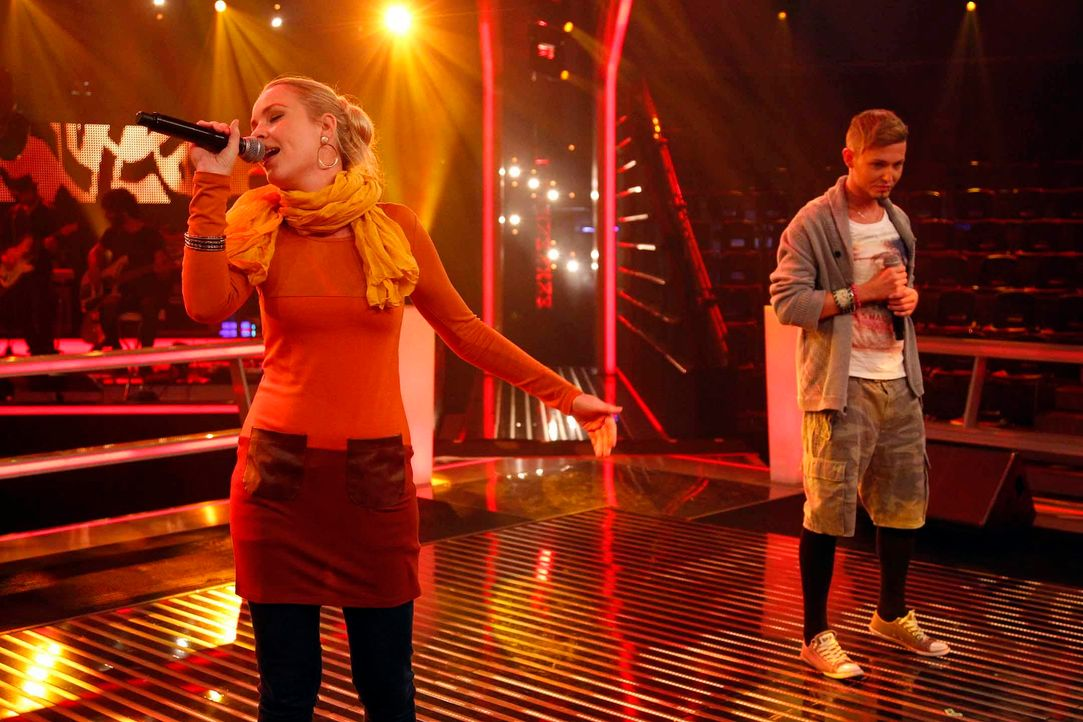 battle-nele-01-the-voice-of-germany-huebnerjpg 2160 x 1440 - Bildquelle: SAT.1/ProSieben/Richard Hübner