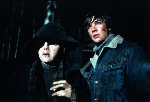 Steven Spielberg präsentiert Taken - Obwohl Sam Crawford (Ryan Merriman, r.)...