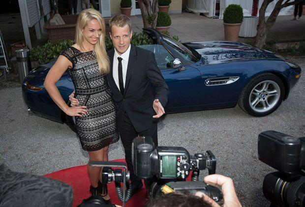 Sabine Lisicki und Oliver Pocher - Bildquelle: www.stefanheigl.de