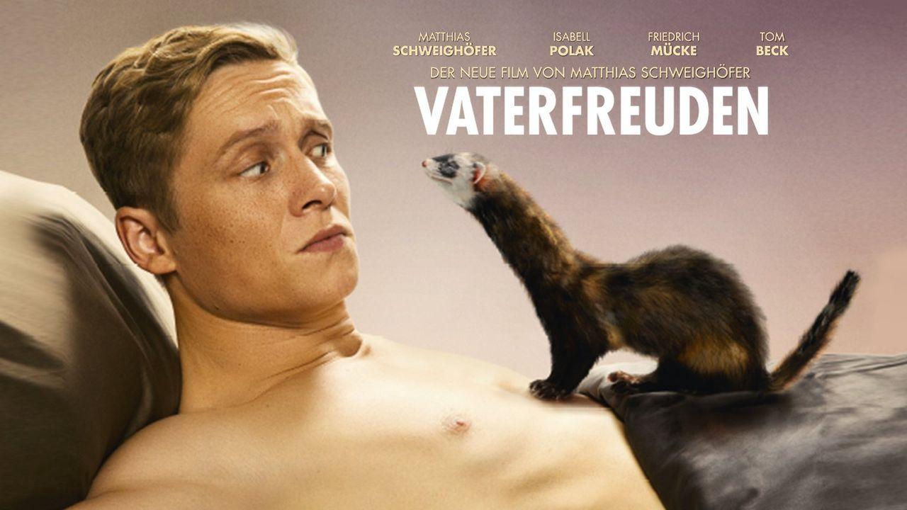VATERFREUDEN - Plakat - Bildquelle: 2013 Warner Brothers