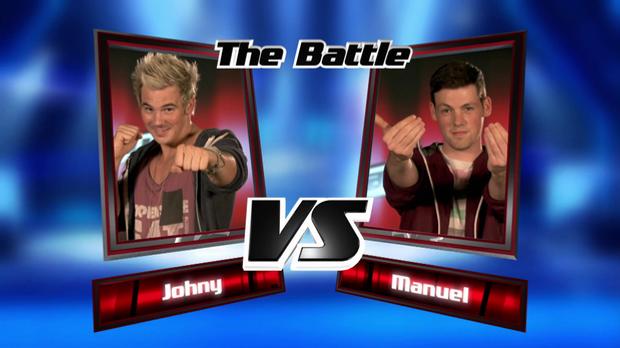 Manuel vs. Johny