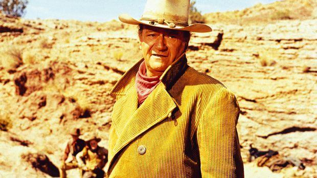 Als der Goldrausch den Wilden Westen befällt, sitzt Rancher Wil Anderson (Joh...
