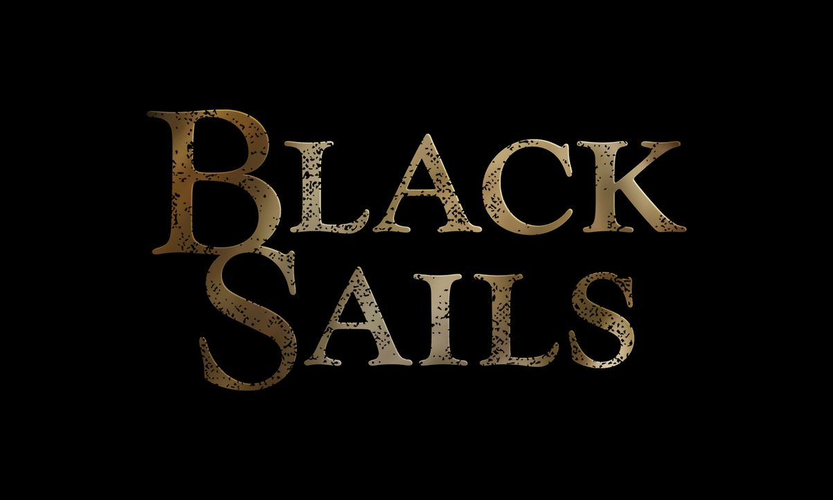 (4. Staffel) - Black Sails - Logo - Bildquelle: 2017 Starz Entertainment, LLC