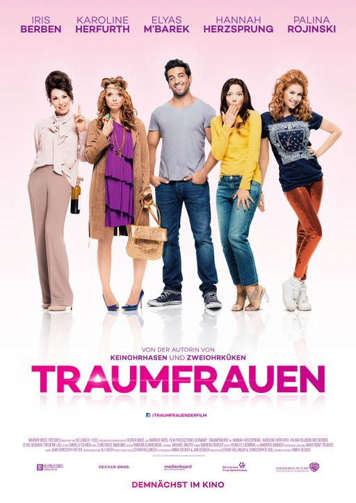 Traumfrauen-00-Stephan-Rabold-Hellinger-Doll-Filmproduktion-GmbH - Bildquelle: Warner Bros. Entertainment Inc.
