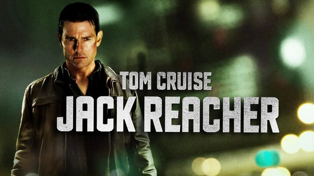 Jack Reacher - Artwork © Karen Ballard MMXII Paramount Pictures Corporation....