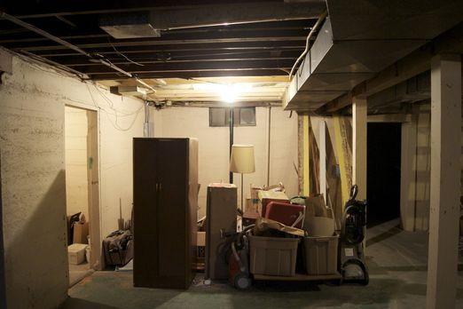 Ein Paar aus Portland möchte seinen Keller endlich ausbauen und den Platz sin...