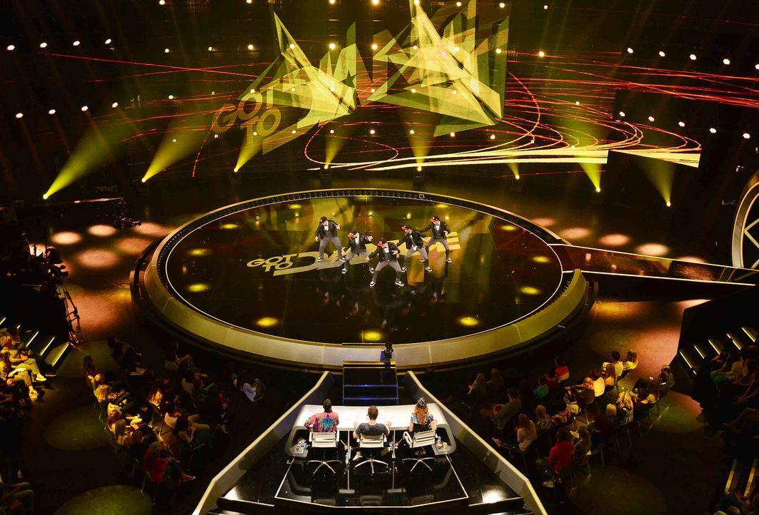 Got-To-Dance-Ginseng-Dance-Crew-08-SAT1-ProSieben-Willi-Weber - Bildquelle: SAT.1/ProSieben/Willi Weber