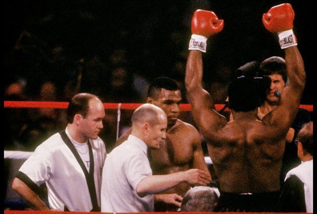 Mike Tyson vs. Trevor Berbick - Bildquelle: Getty