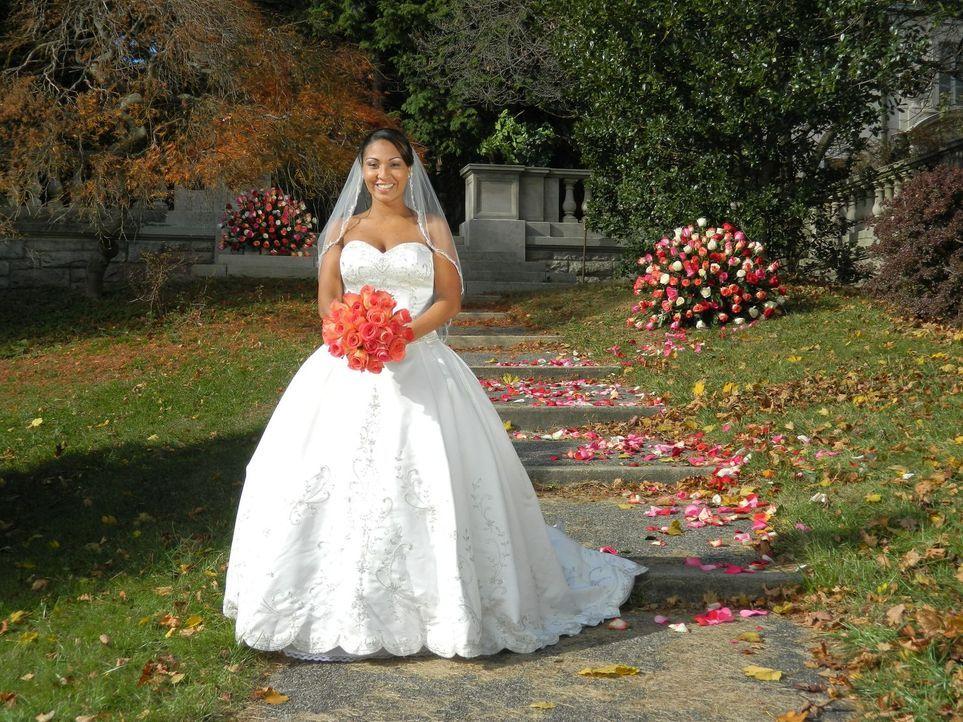 Wie wird sich die Braut Zoranda im Vergleich zu den drei anderen Bräuten schlagen? - Bildquelle: Richard Vagg DCL