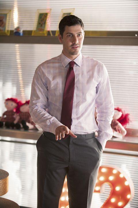Matt Monroe (Brian Tichnell) gerät in den Kreis der Verdächtigen, als das Team um Castle im Mord am CEO eines Spielzeugunternehmens ermittelt ... - Bildquelle: ABC Studios