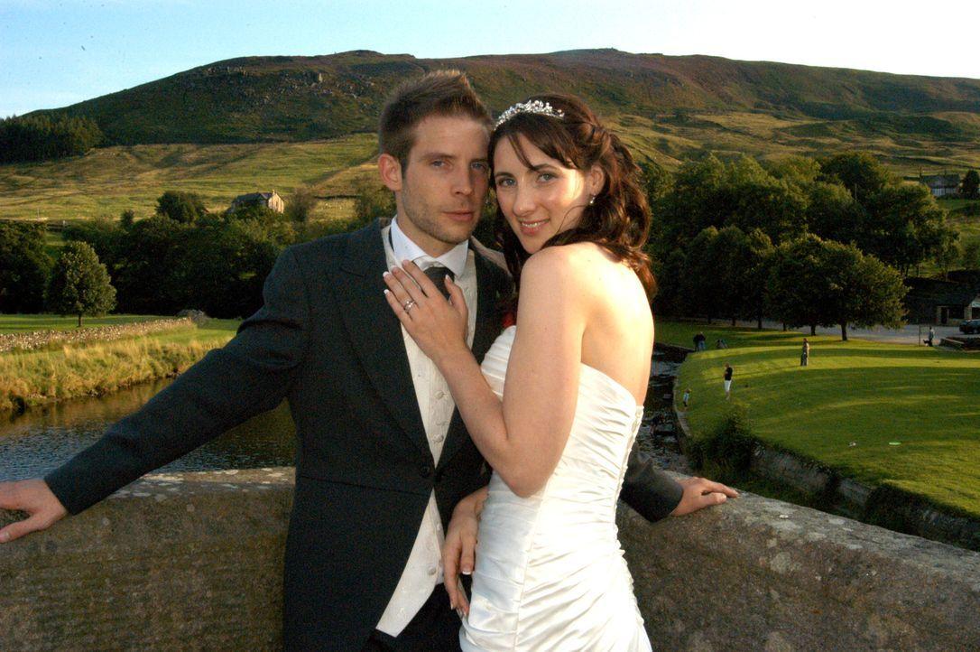Kann Stuart im Alleingang eine märchenhafte Hochzeit auf die Beine stellen? Mit dem nötigen Bargeld und vier Wochen Zeit, keine unmögliche Aufgabe.... - Bildquelle: Renegade Pictures Ltd