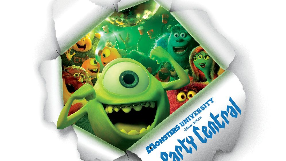 Die Monster Uni: Party Central - Bildquelle: Disney/ Pixar