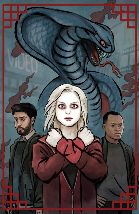 Vertrauen ist gut, Kontrolle ist besser - Artwork - Bildquelle: Warner Brothers