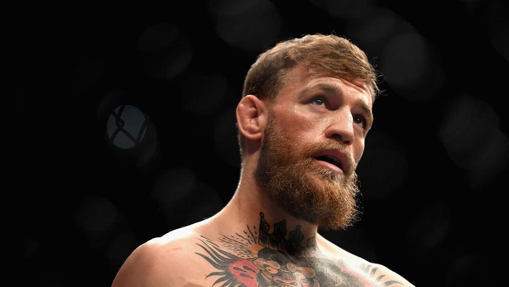 Conor McGregor: Showkampf gegen Tenshin Nasukawa? - Bildquelle: 2018 Getty Images