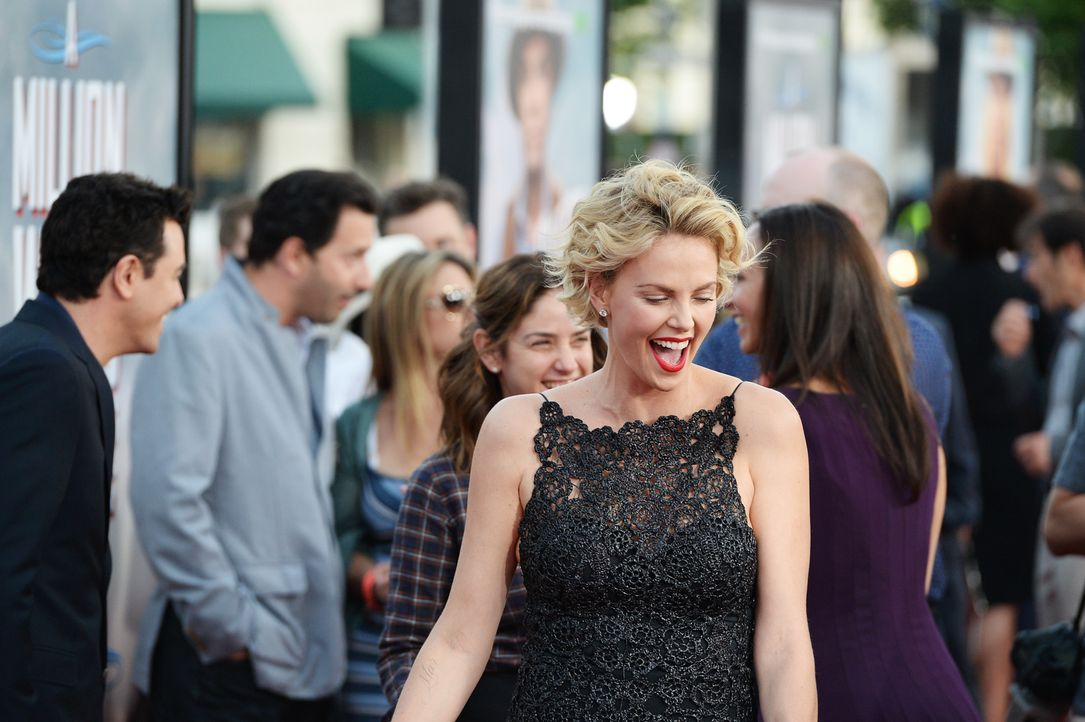 A-Million-Ways-To-Die-In-The-West-Premiere-LA-Charlize-Theron-140515-3-getty-AFP - Bildquelle: AFP