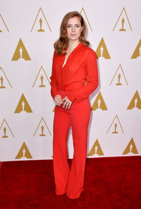 Oscars-Luncheon-Amy-Adams-14-02-10-getty-AFP - Bildquelle: getty-AFP
