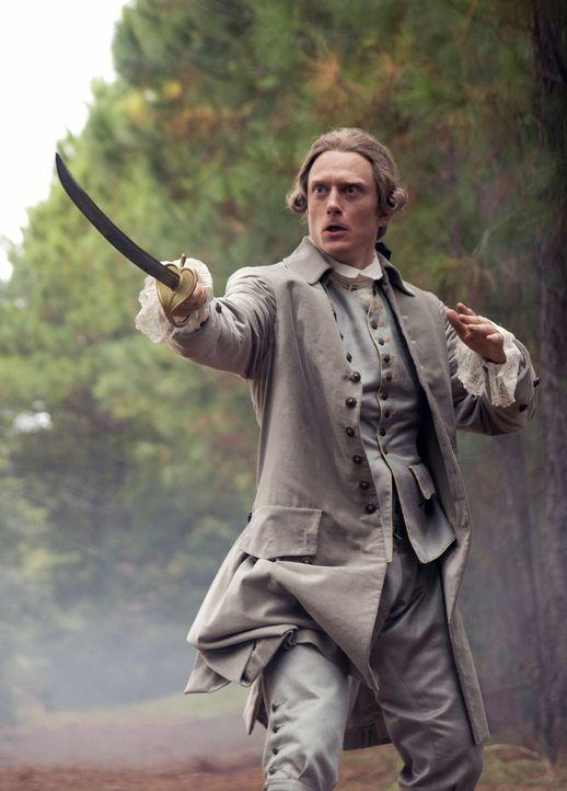 Will sich an Ichabod rächen: Abraham (Neil Jackson) ... - Bildquelle: 2013 Twentieth Century Fox Film Corporation. All rights reserved.