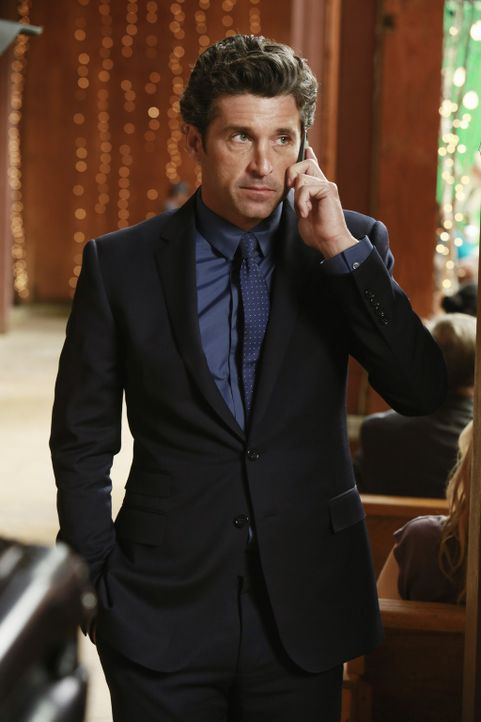 Dr. Derek Shepherd (Patrick Dempsey) erhält einen Anruf, der sein Leben verändern wird ... - Bildquelle: ABC Studios