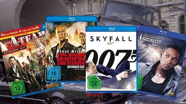 20th Century Fox Autofilm-Gewinnspiel