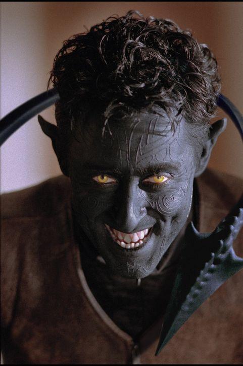 Der Nightcrawler (Alan Cumming) ist ein mit der Fähigkeit zur Teleportation ausgestatteter Mutant. Er hat den Auftrag, ins Weiße Haus einzudringen... - Bildquelle: 20th Century Fox International Television