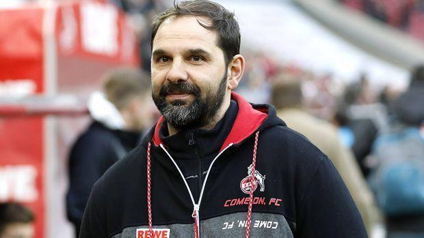 1. FC Köln - sechs Trainerwechsel - Bildquelle: imago/mika
